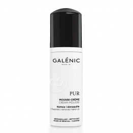 Galenic Pur Cream Mousse 150ml
