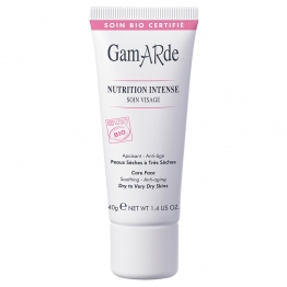 Gamarde Nutrition Intense Face Care -40 grams