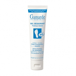 Gamarde Deodorant Fresh Gel-Feet with Excessive Transpiration -100 Grams