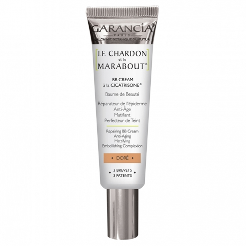 Garancia Cure Le Chardon et Le Marabout BB Cream-Gold-30ml