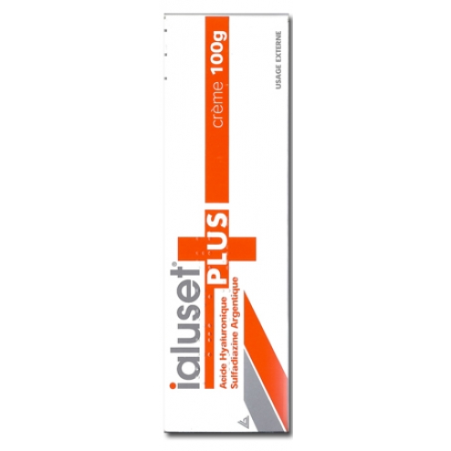 Ialuset Plus Cream-100 grams