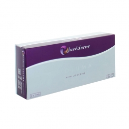 Juvederm Voluma Lidocaine 2 x 1ml