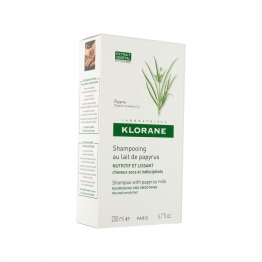Klorane Shampoo with Papyrus Milk-200ml