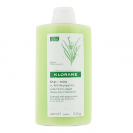 Klorane Shampoo with Papyrus Milk-400ml