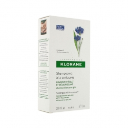 Klorane Shampoo with Centaury Extract-200ml