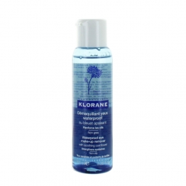 Klorane Makeup Remover Waterproof-100ml