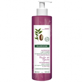 Klorane Body Lotion with Fig Leaf -400ml