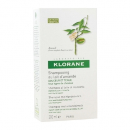 Klorane Shampoo with Almond Milk 200ml