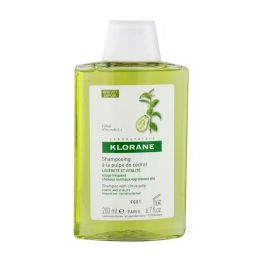 Klorane Shampoo with Citron Pulp-200ml