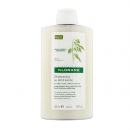 Klorane Shampoo with Oats Extract-400ml
