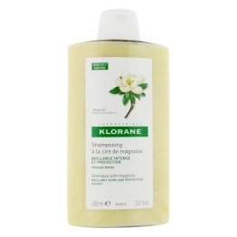 Klorane Shampoo with Magnolia Wax-400ml