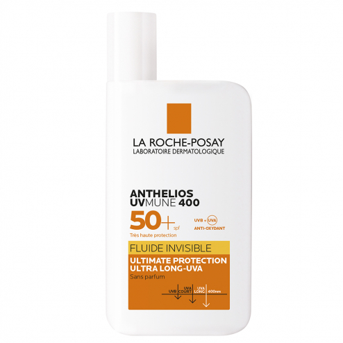 La Roche Posay Anthelios SPF50 Ultra Light Fluid Fragrance Free-50ml