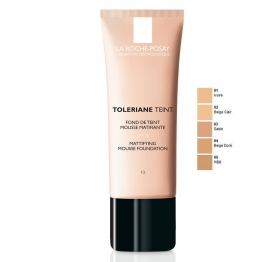 La Roche Posay Toleriane Matifying Mousse Foundation-30ml
