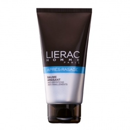 Lierac Men Soothing After Shave Balm-75ml