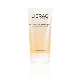 Lierac Shower Gel Sensorielle with 3 White Flowers-150ml
