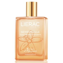 Lierac Eaux (Water) Sensorielle with 3 White Flowers-100ml