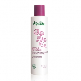 Melvita Nectar de Roses  Hydrating Body Veil-200ml