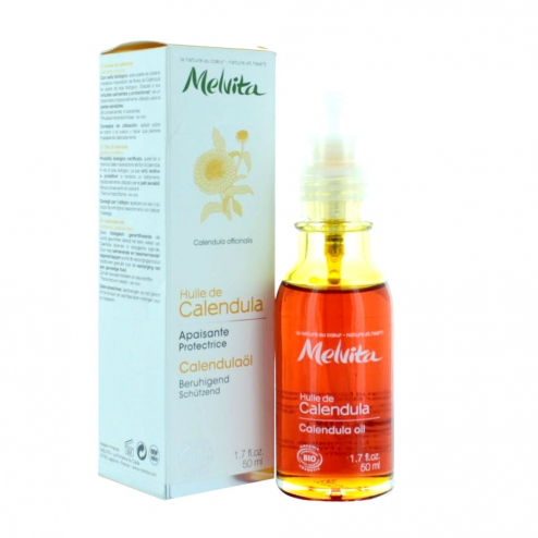 Melvita Calendula Oil-50ml