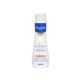 Mustela Baby Cleansing Milk - 200ml