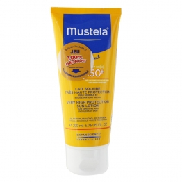 Mustela Baby Sunscreen Lotion SPF50 Sensitive Skins-200ml