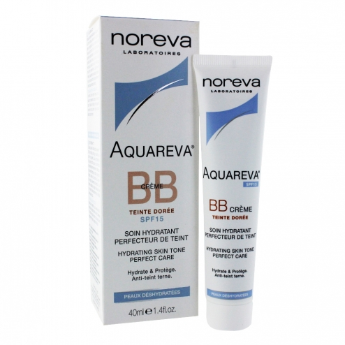 Noreva Aquareva Tinted BB Cream-Gold-40ml