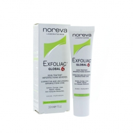 Noreva Exfoliac Global 6 in 1 Imperfection Treatment-30ml