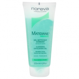 Noreva Matidiane Cleansing Exfoliating Gel- 200ml