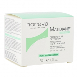 Noreva Matidiane Detoxifying Night Care-50ml