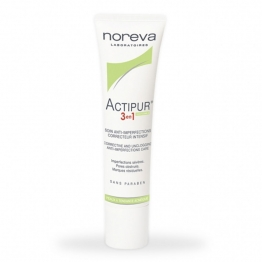 Noreva Actipur 3 in 1 Anti-Imperfection Care-30ml