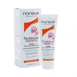 Noreva Noresun Gradual UV Cream-SPF50-40ml