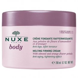 Nuxe Body Fondant Firming Body Cream-200ml