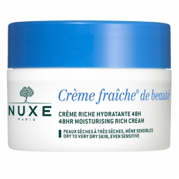 Nuxe Creme Fraiche de Beaute 48H  Cream-Dry to Very Dry Skins-50ml