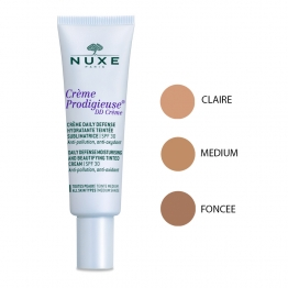 Nuxe Creme Prodigieuse DD Cream SPF30-Dark-30ml