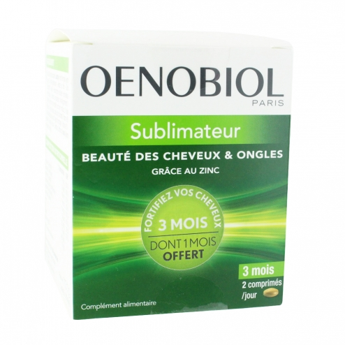 Oenobiol Hair and Nail Beauty-180 tablets