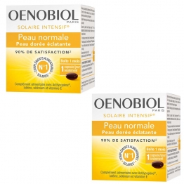 Oenobiol Solaire Intense -Normal Skins 2 x 30 gel capsules