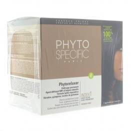 Phytospecific Phytorelaxer De-Frizz Index 1- Weak and Thin Hair-1 Application