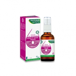 Photosun Kine 7 Massage Oil - Cold Hands and Feet Stimulation-50ml