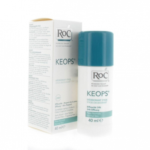 RoC KEOPS Deodorant Stick-40ml