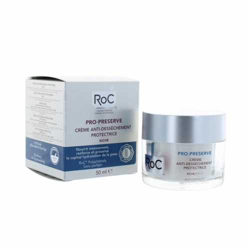 Roc Pro-Preserve Anti-Dryness Rich Cream-40ml
