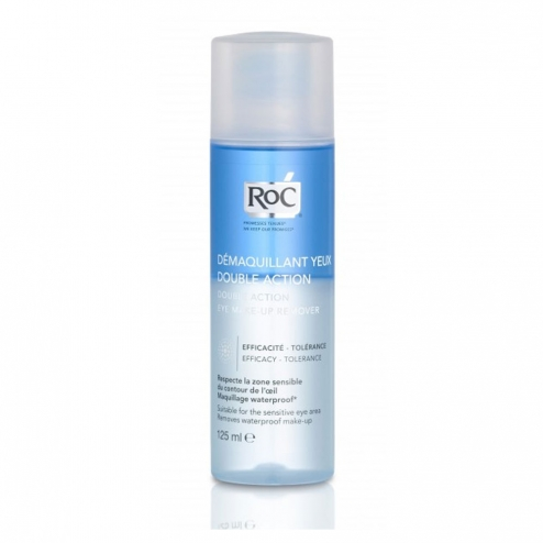 RoC Double Action Eye Makeup Remover-125ml
