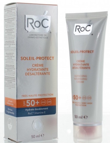 RoC Protect Refreshing Hydrating Cream SPF50 -50ml