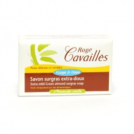 Roge Cavailles Ultra Rich Soap-Green Almond-150 Grams