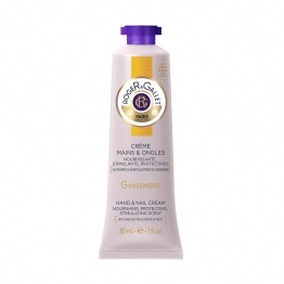 Roger & Gallet Ginger Toning Hand and Nail Cream-30ml
