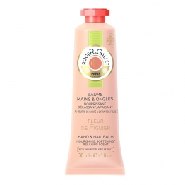 Roger & Gallet Fig Blossom Hand and Nail Cream-30ml