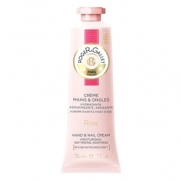 Roger & Gallet Rose Relaxing Hand and Nail Cream-30ml