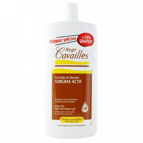 Roge Cavailles Bath & Shower Gel Original 1 Litre