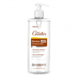 Roge Cavailles Dermo UHT Cleansing Gel-500ml