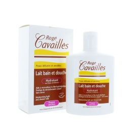 Roge Cavailles Bath & Shower Moisurizing Lotion-400ml