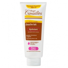 Roge Cavailles Moisturizing Shower Lotion-400ml