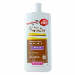 Roge Cavailles Bath & Shower Gel with Fig Milk-1 Litre